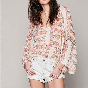 Free People Invasion Top